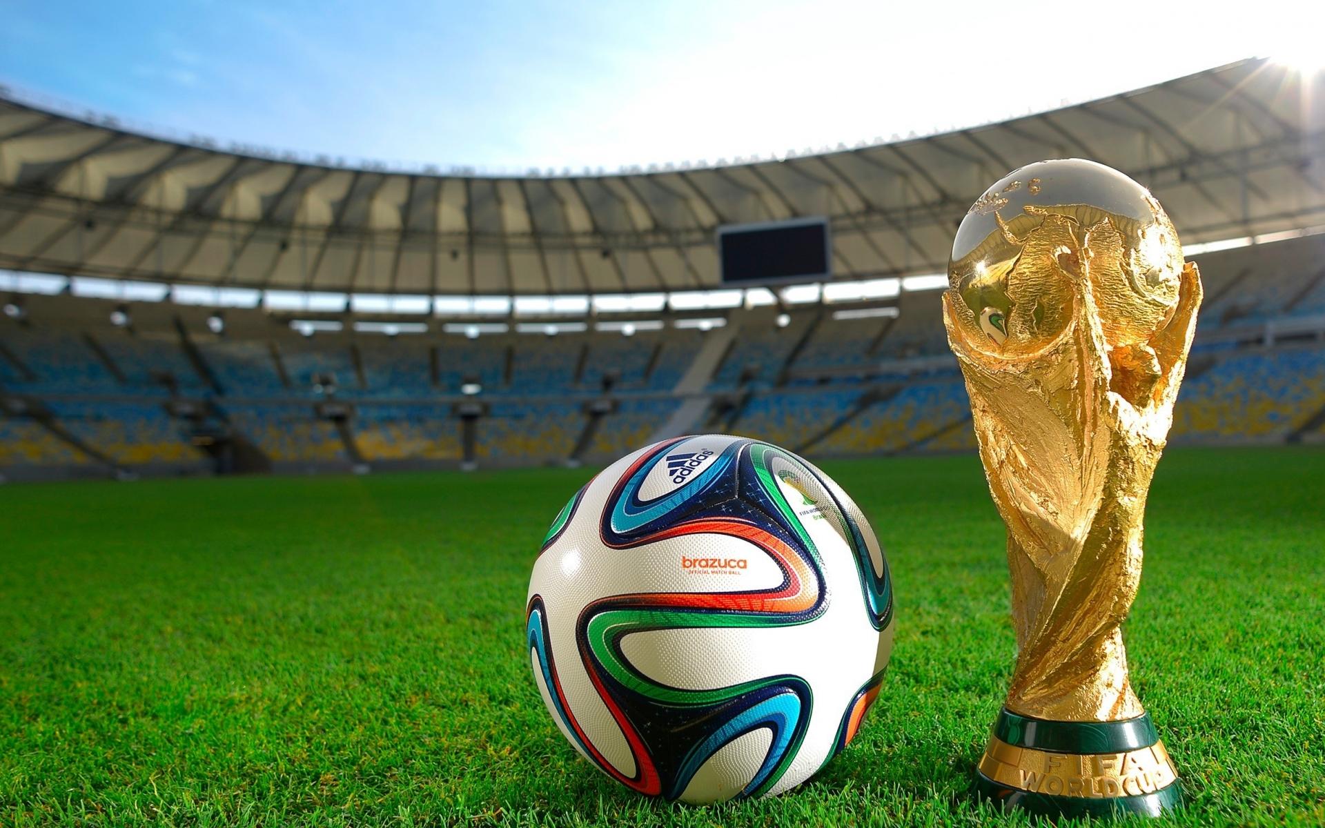 Brazuca y Fifa 2014 - 1920x1200