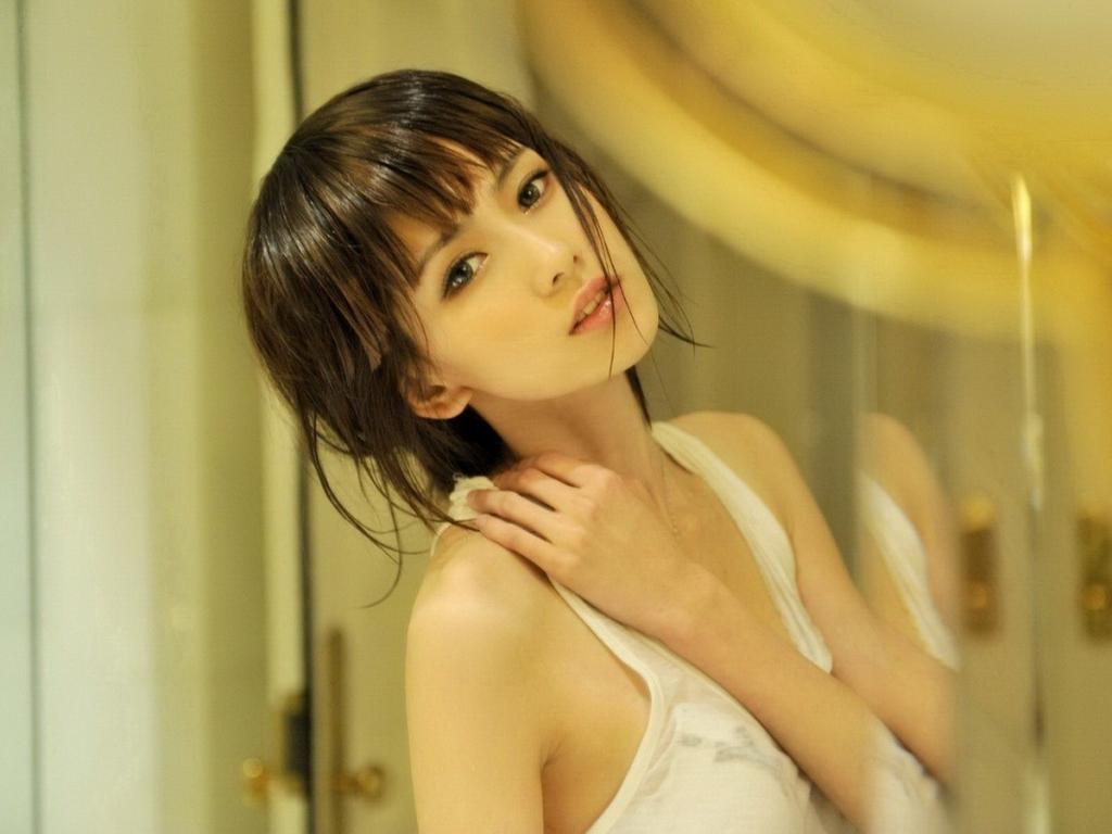 Chicas asiáticas - 1024x768