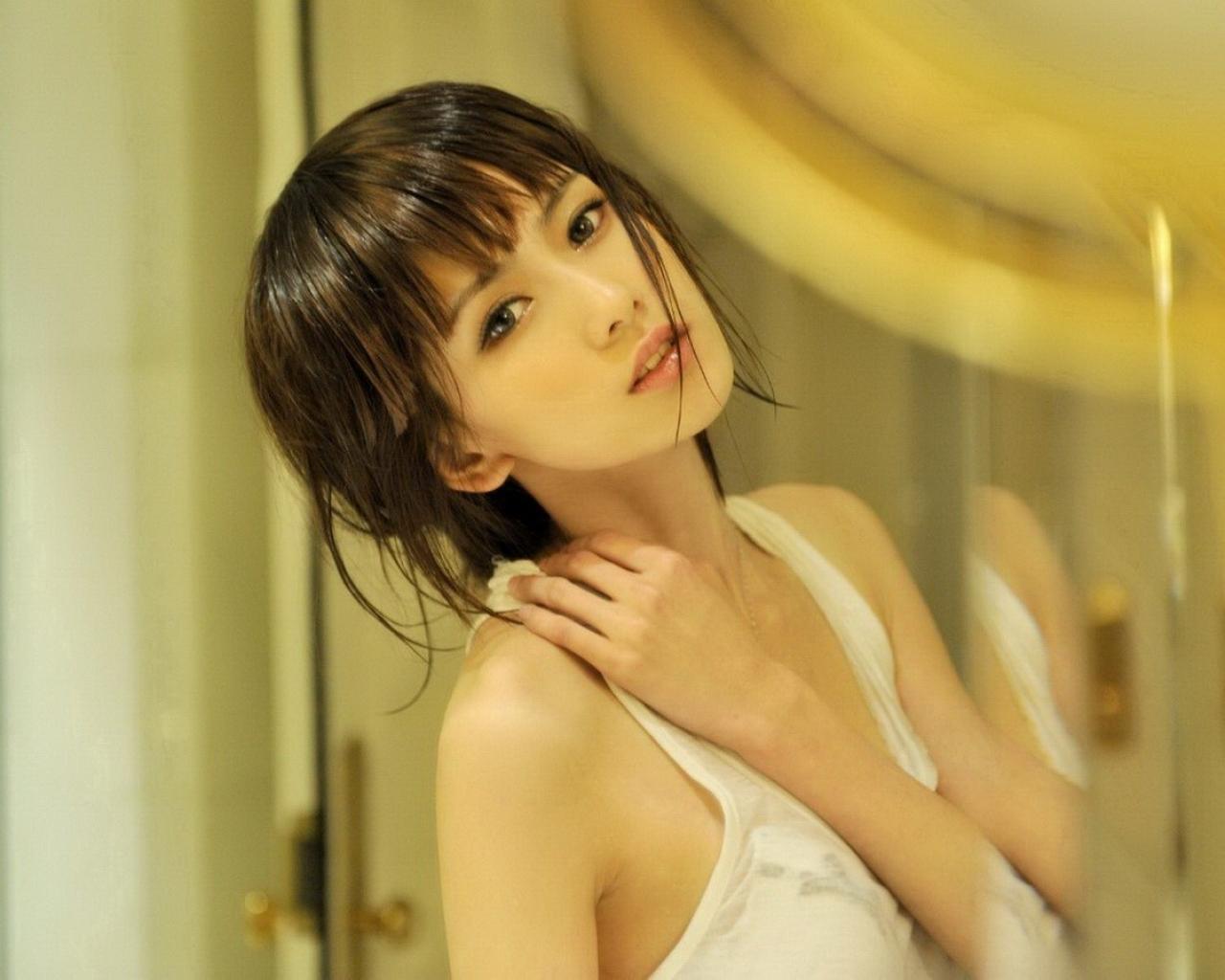 Chicas asiáticas - 1280x1024