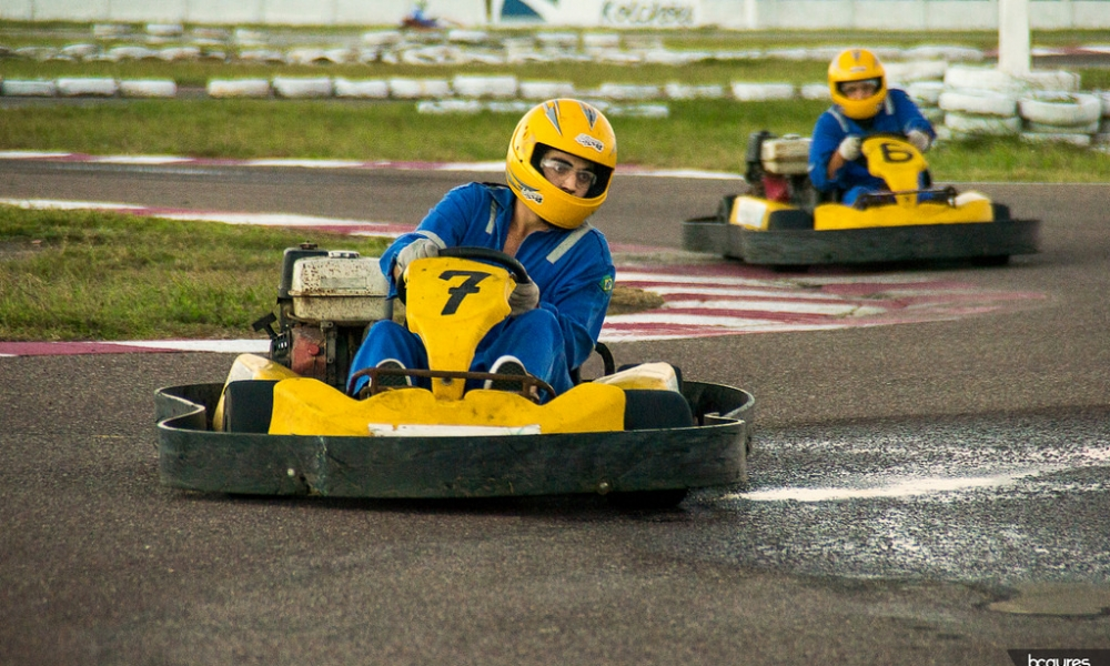 Circuito Karting : Circuito de kart hd imagenes wallpapers