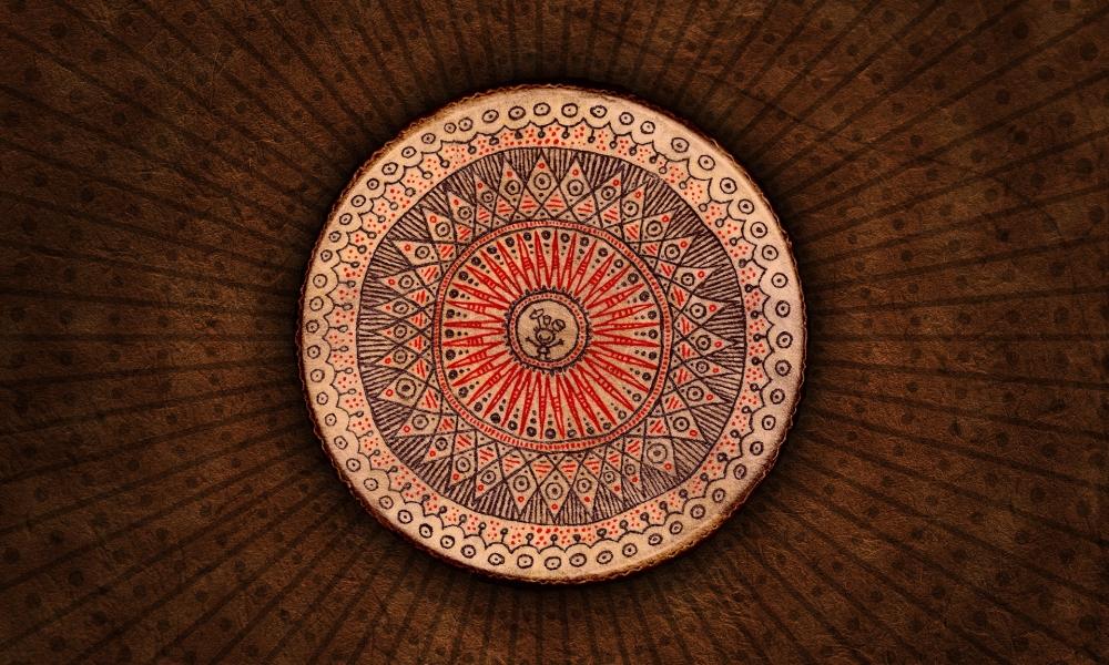 Circulos y formas abstractas - 1000x600