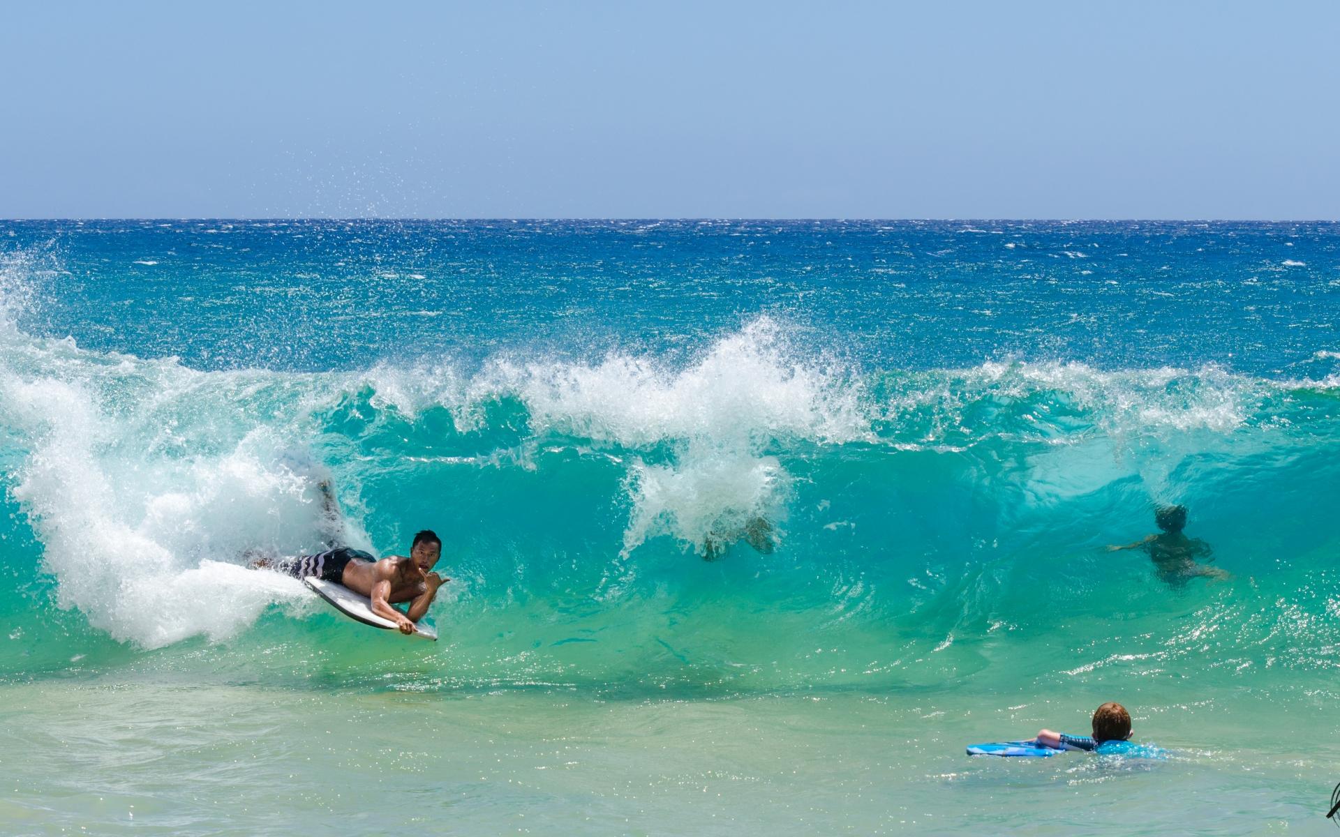 Clases de Surf - 1920x1200
