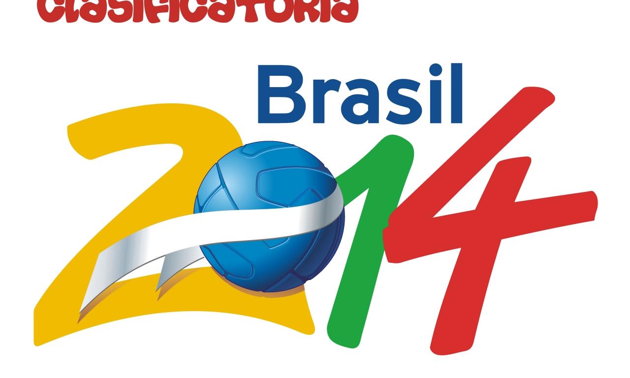 Clasificatoria Brasil 2014 - 1280x768