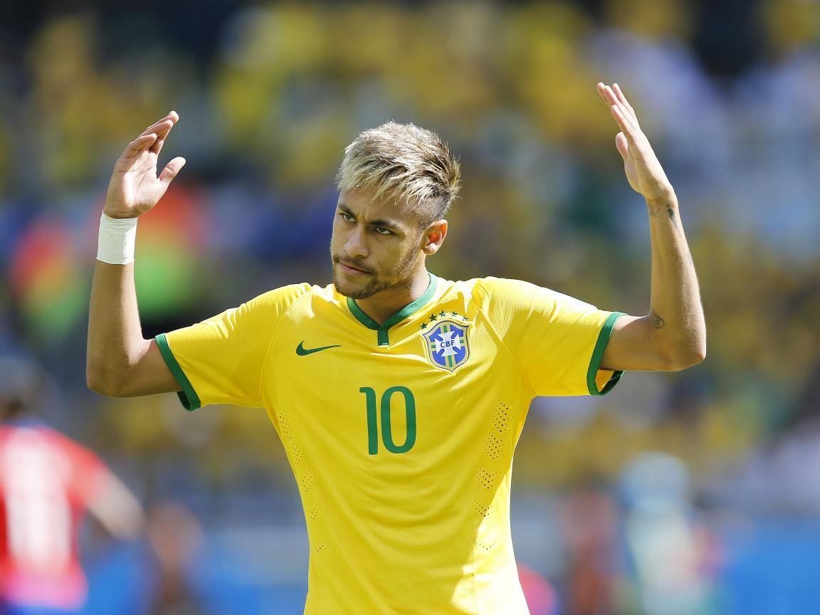 Corte de pelo de Neymar - 1152x864