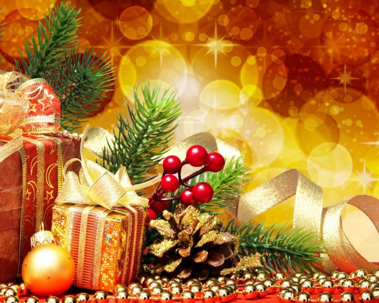 Decoracion de adornos para navidad hd 1280x1024 imagenes - Decoracion adornos navidenos ...