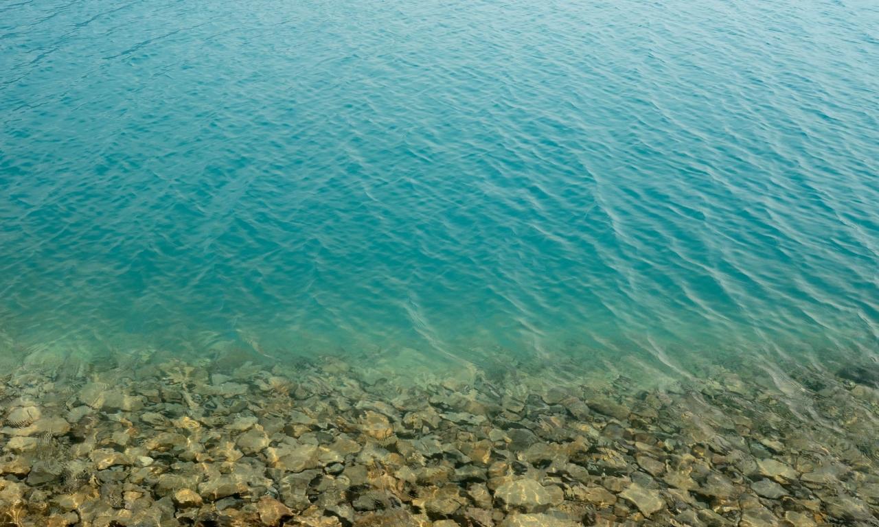 El agua de los lagos - 1280x768
