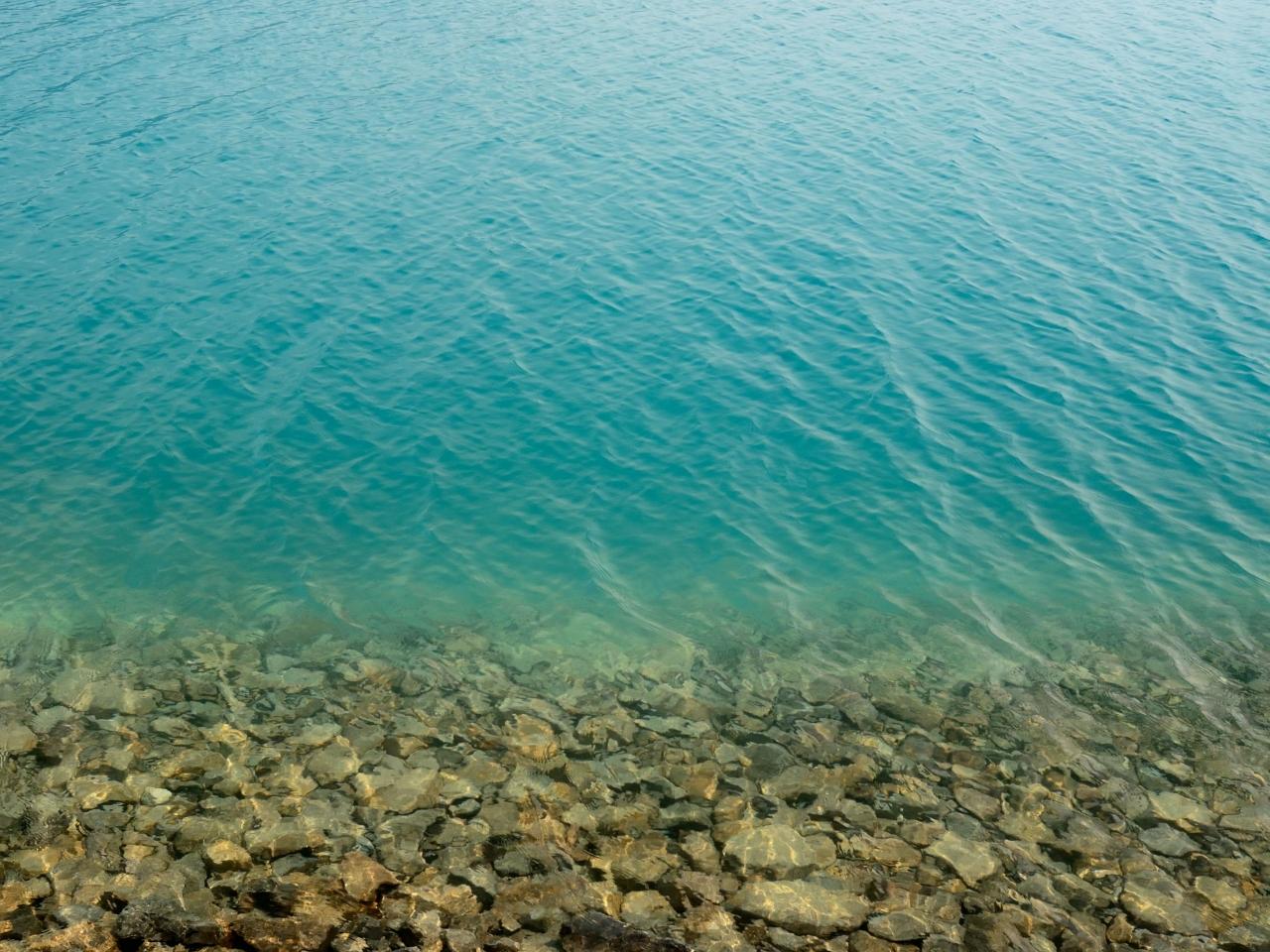 El agua de los lagos - 1280x960