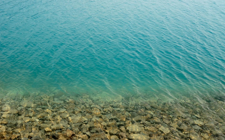 El agua de los lagos - 1440x900