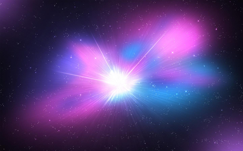 El espacio y galaxias - 1440x900