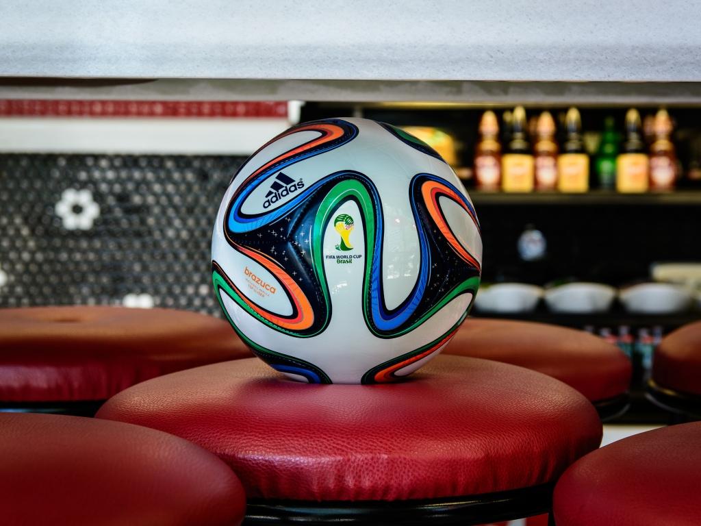 El nuevo balón para el Mundial - 1024x768