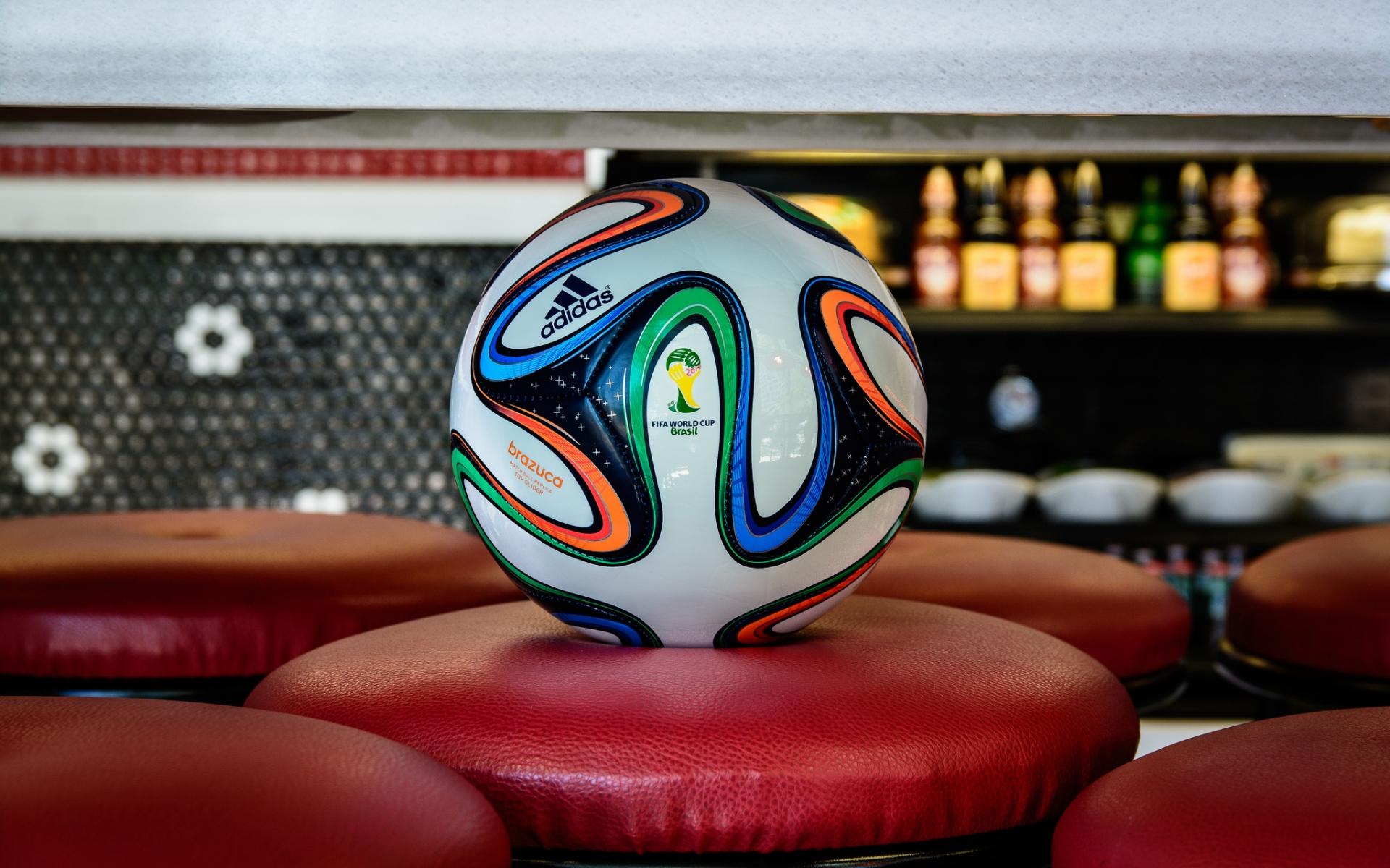 El nuevo balón para el Mundial - 1920x1200