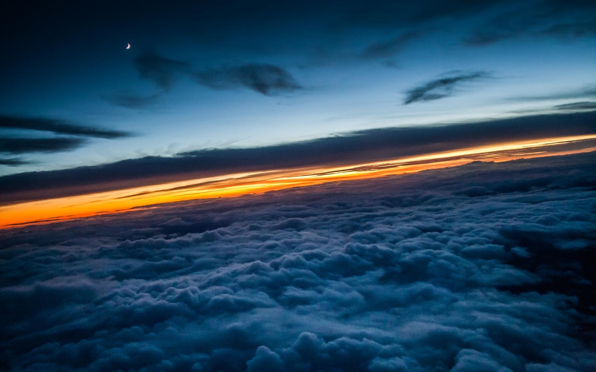 Encima de las nubes - 1920x1200