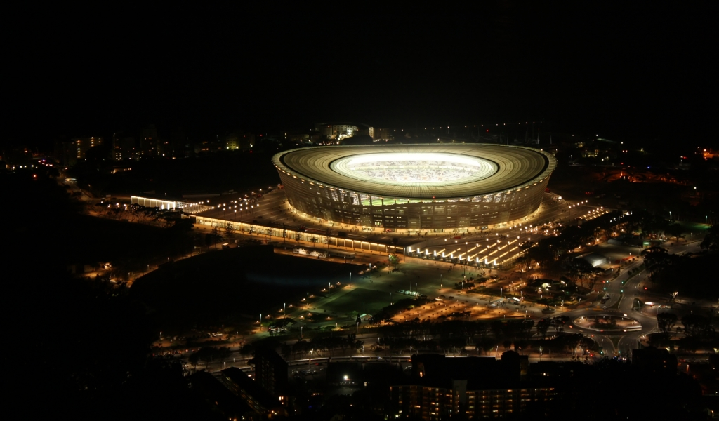 Estadios de Brasil 2014 - 1024x600
