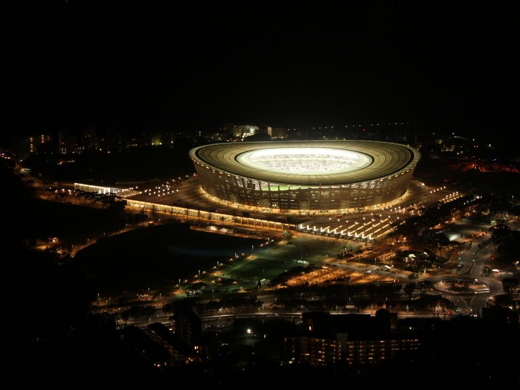 Estadios de Brasil 2014 - 1024x768