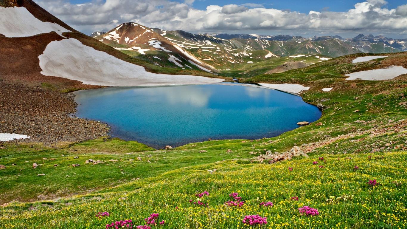 Fotografias increibles de paisajes - 1366x768