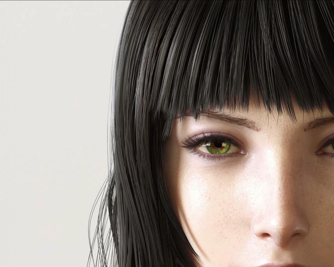 Imágenes realistas en 3D - 1280x1024