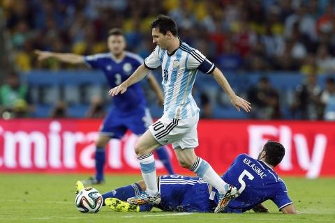 Jugadas de Messi - 480x320