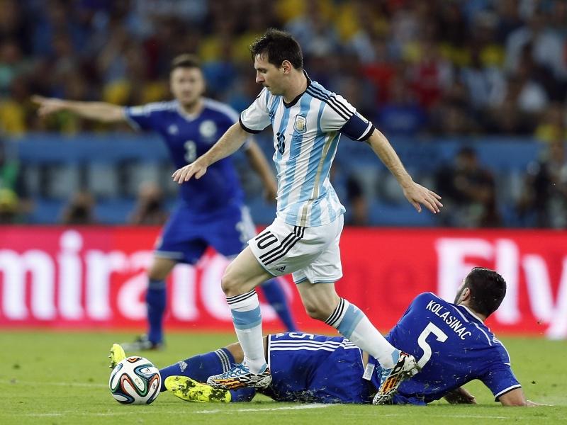 Jugadas de Messi - 800x600