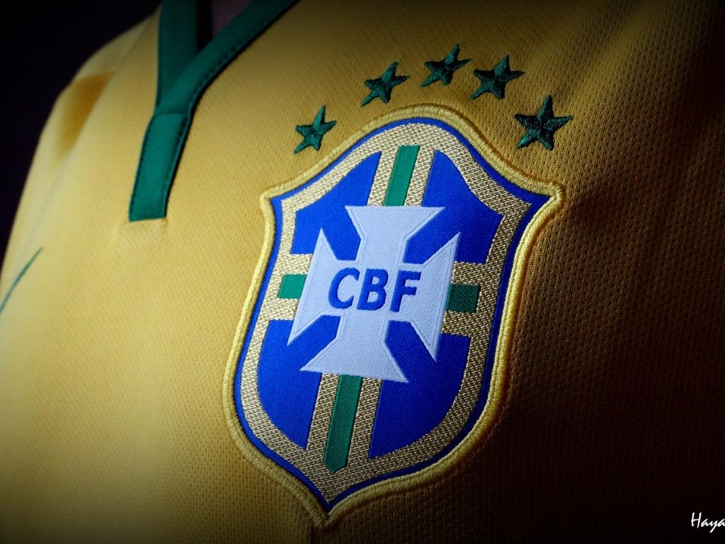 La camiseta de Brasil 2014 - 1024x768