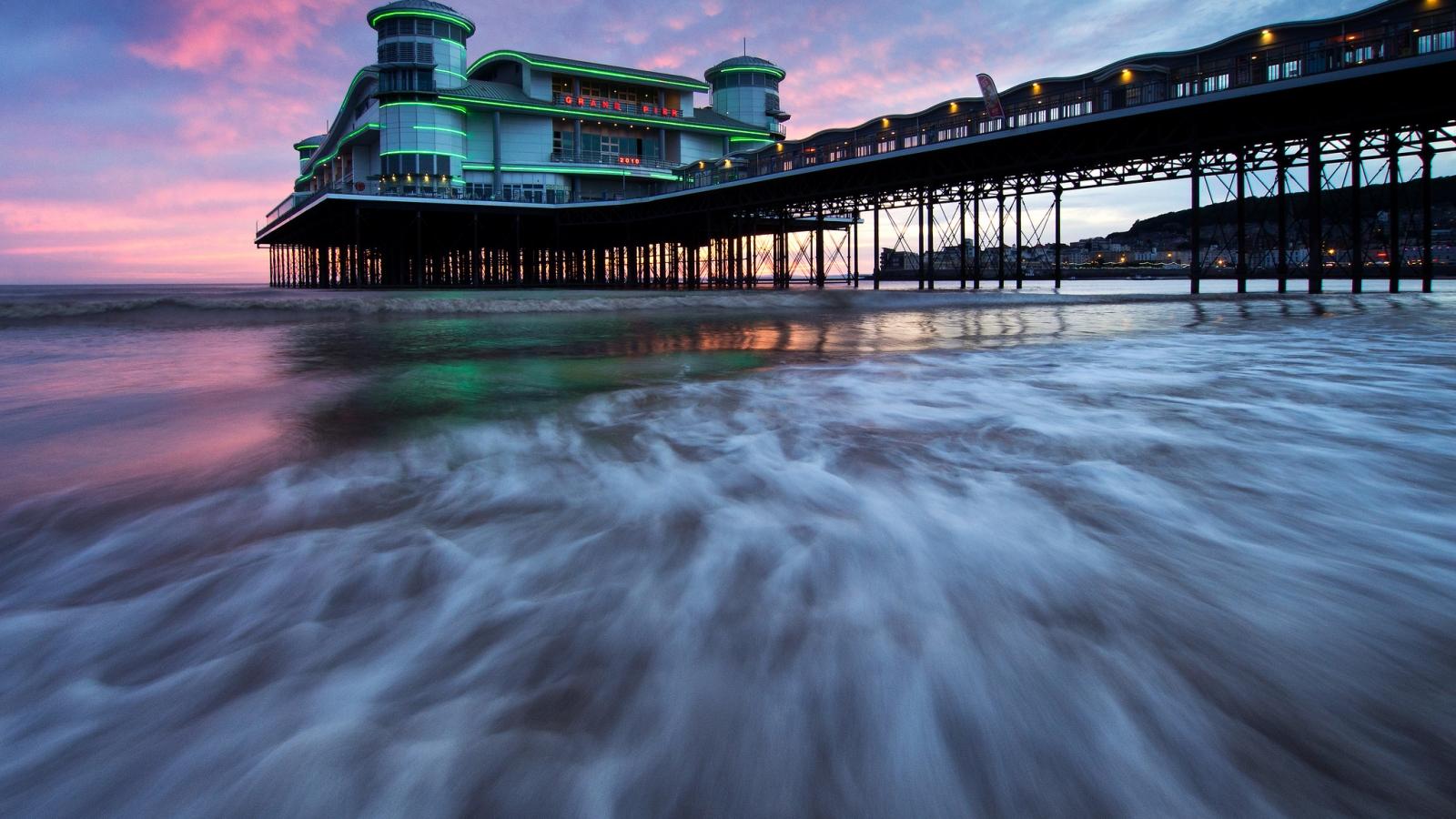 La casa Grand Pier - 1600x900