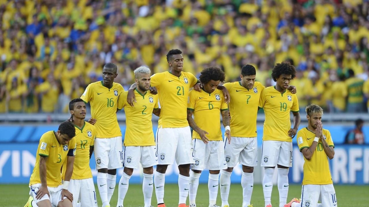 La selección Brasilera en penales - 1280x720