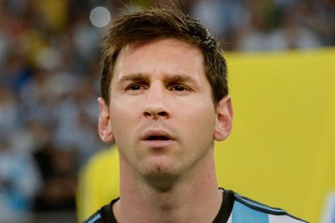 Messi - 480x320