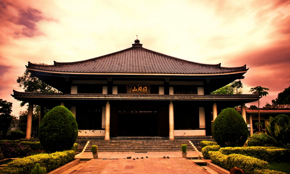 Modelo de casas de japon antiguas - 1000x600