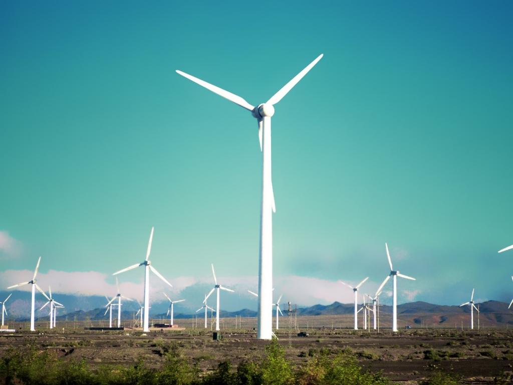 Molinos de viento - 1024x768