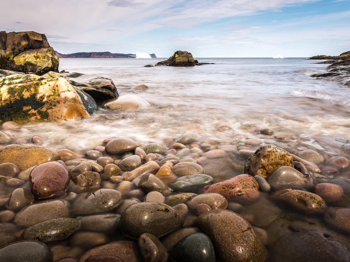 Playa de Newfoundland - 1152x864