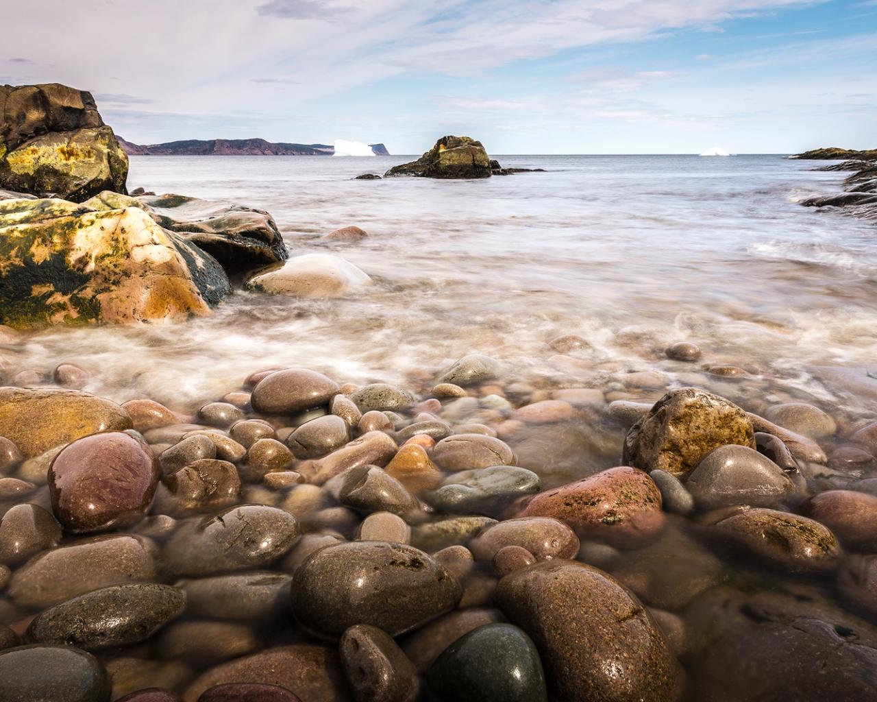 Playa de Newfoundland - 1280x1024