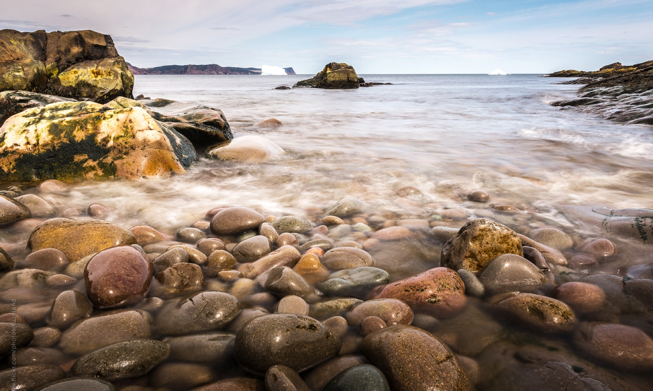 Playa de Newfoundland - 1280x768