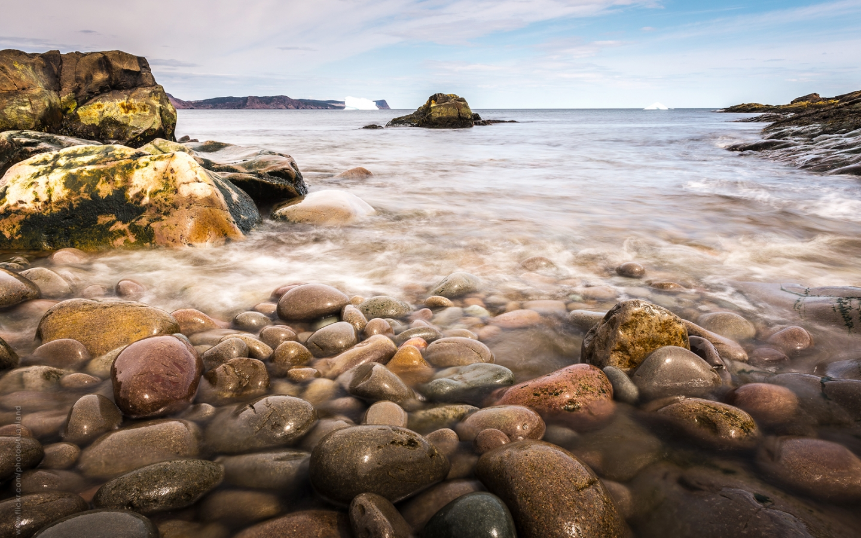 Playa de Newfoundland - 1440x900