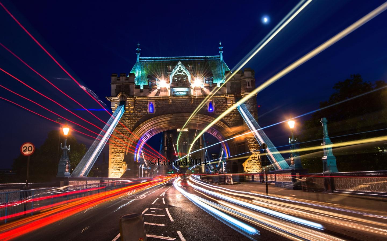 Puente en London - 1440x900