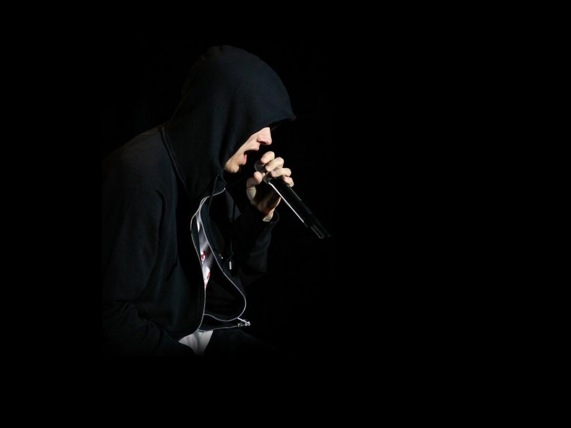 Raperos de hip hop cantando - 1152x864