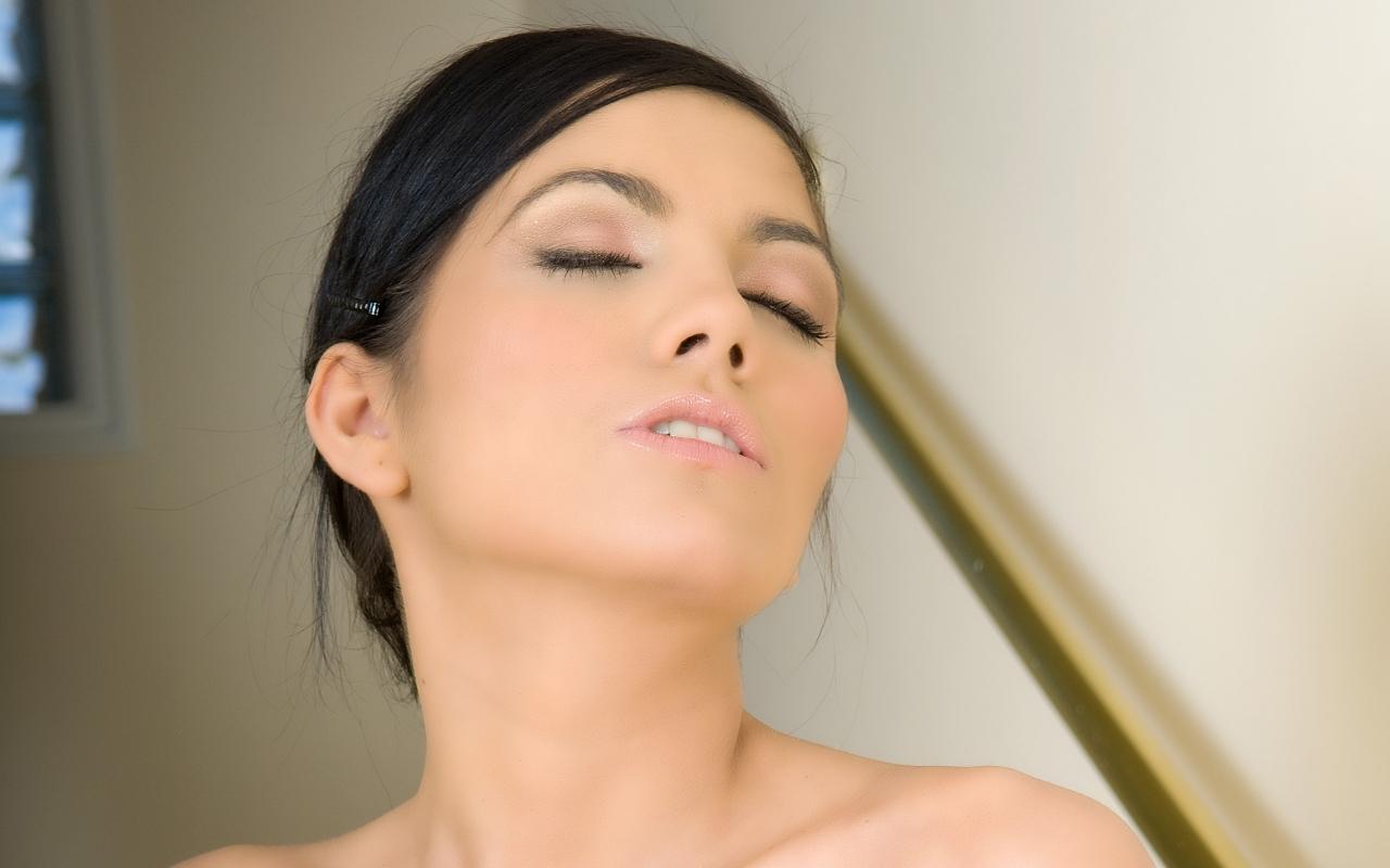 Rostros hermosos de mujeres - 1280x800