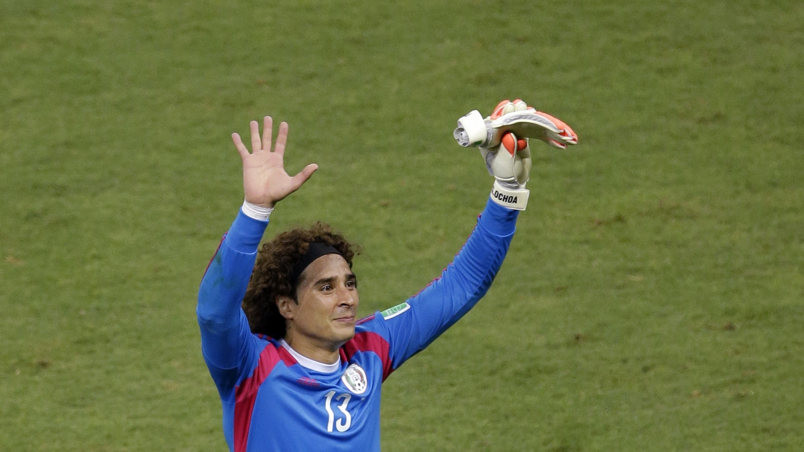 powerade wallpaper guillermo ochoa - photo #13