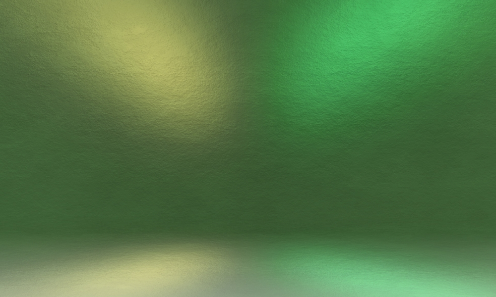 Textura abstracta en verde - 1000x600