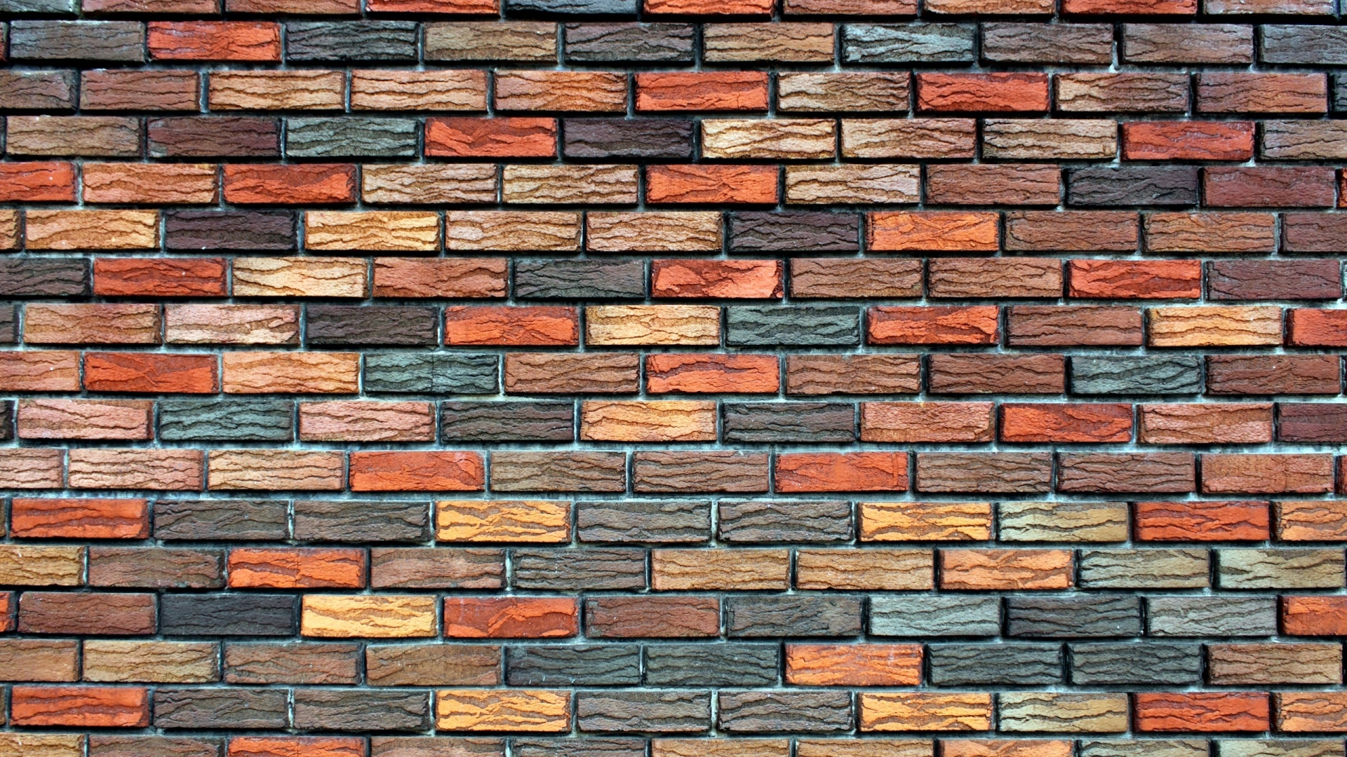 textura de ladrillos de colores hd 1920x1080 imagenes