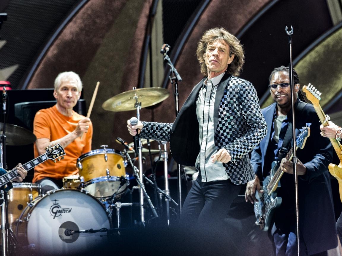 The Rolling Stones op Pinkpop 2014 - 1152x864