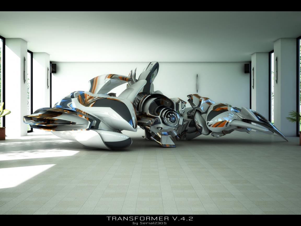 Transformer V4.2 - 1152x864