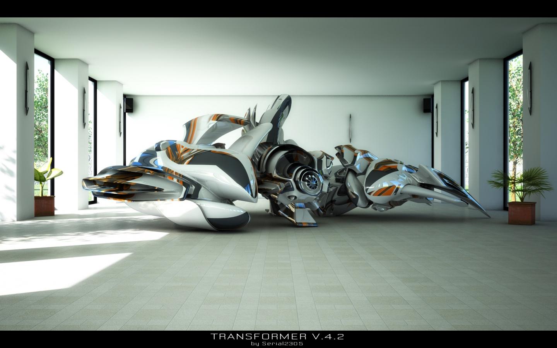Transformer V4.2 - 1440x900