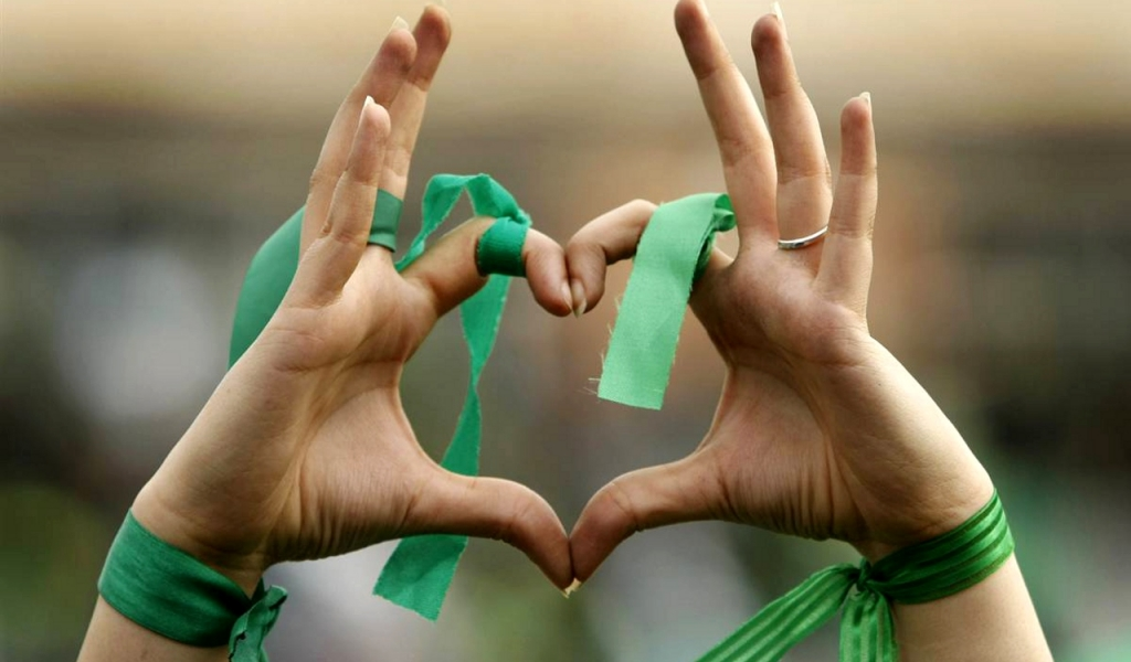 Un corazón para el equipo verde - 1024x600