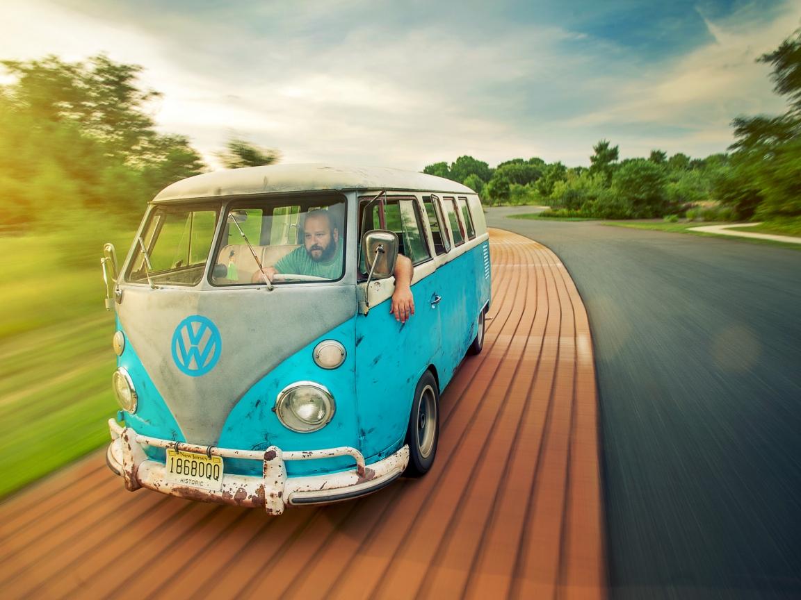 Un Volkswagen del 67 hd 1152x864 - imagenes - wallpapers