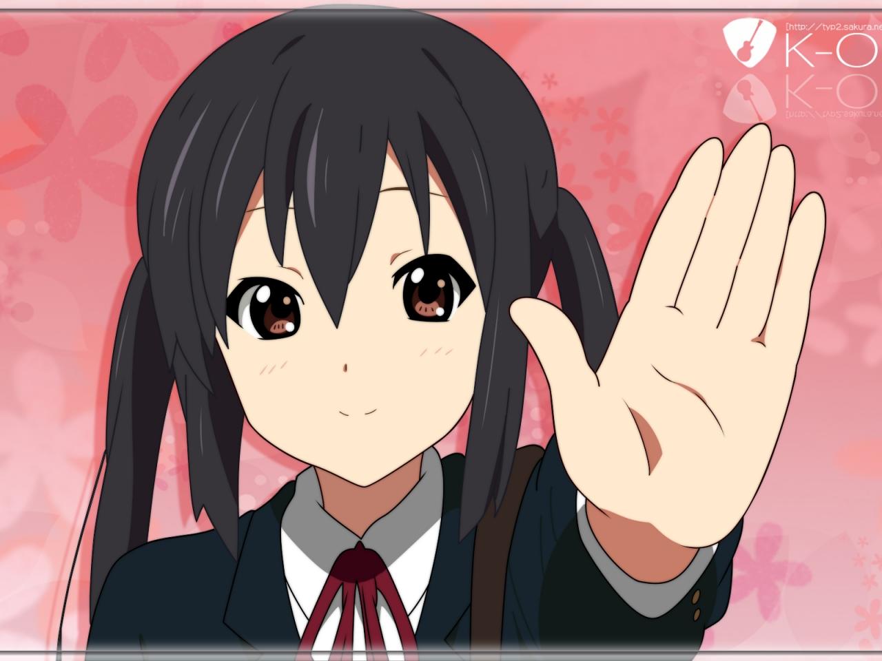 Una niña de animes - 1280x960