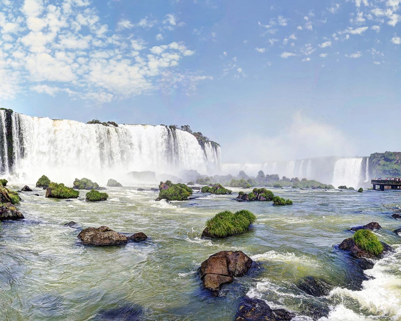 Cataratas de Iguazu - 1280x1024