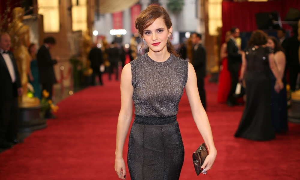 Emma Watson en Hollywood - 1000x600