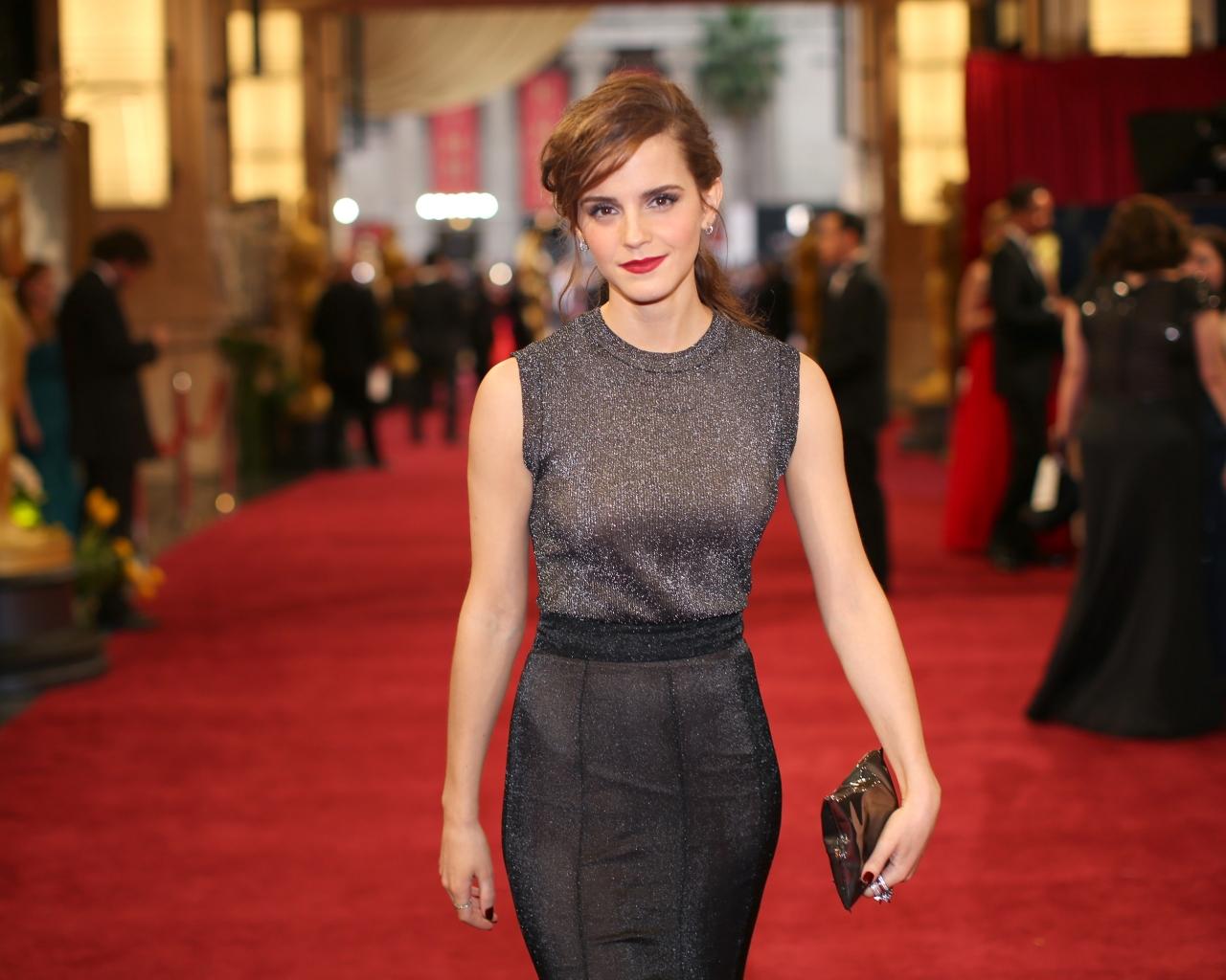 Emma Watson en Hollywood - 1280x1024