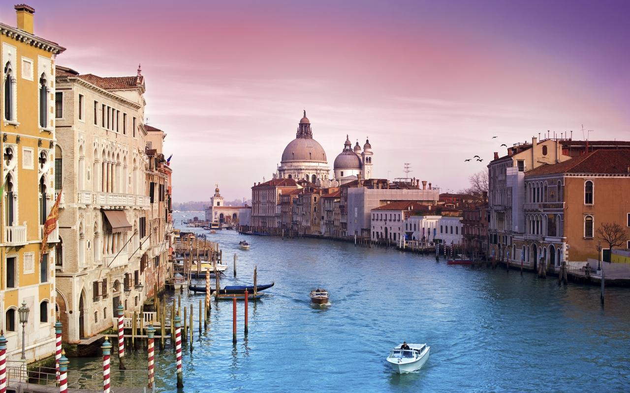 Fotos de Venecia - 1280x800