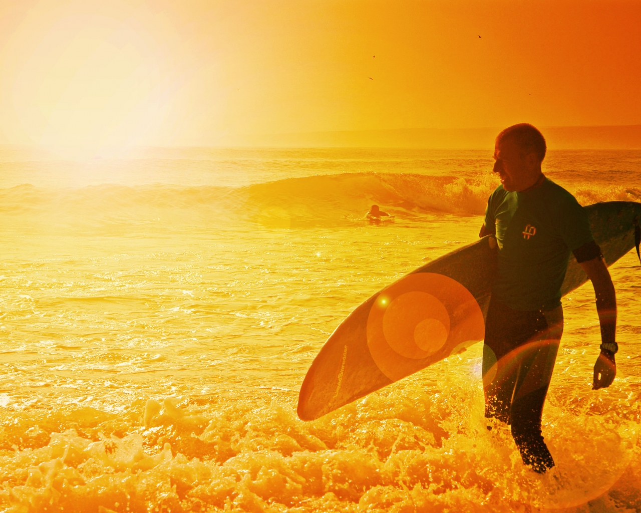 Huanchaco Surf - 1280x1024