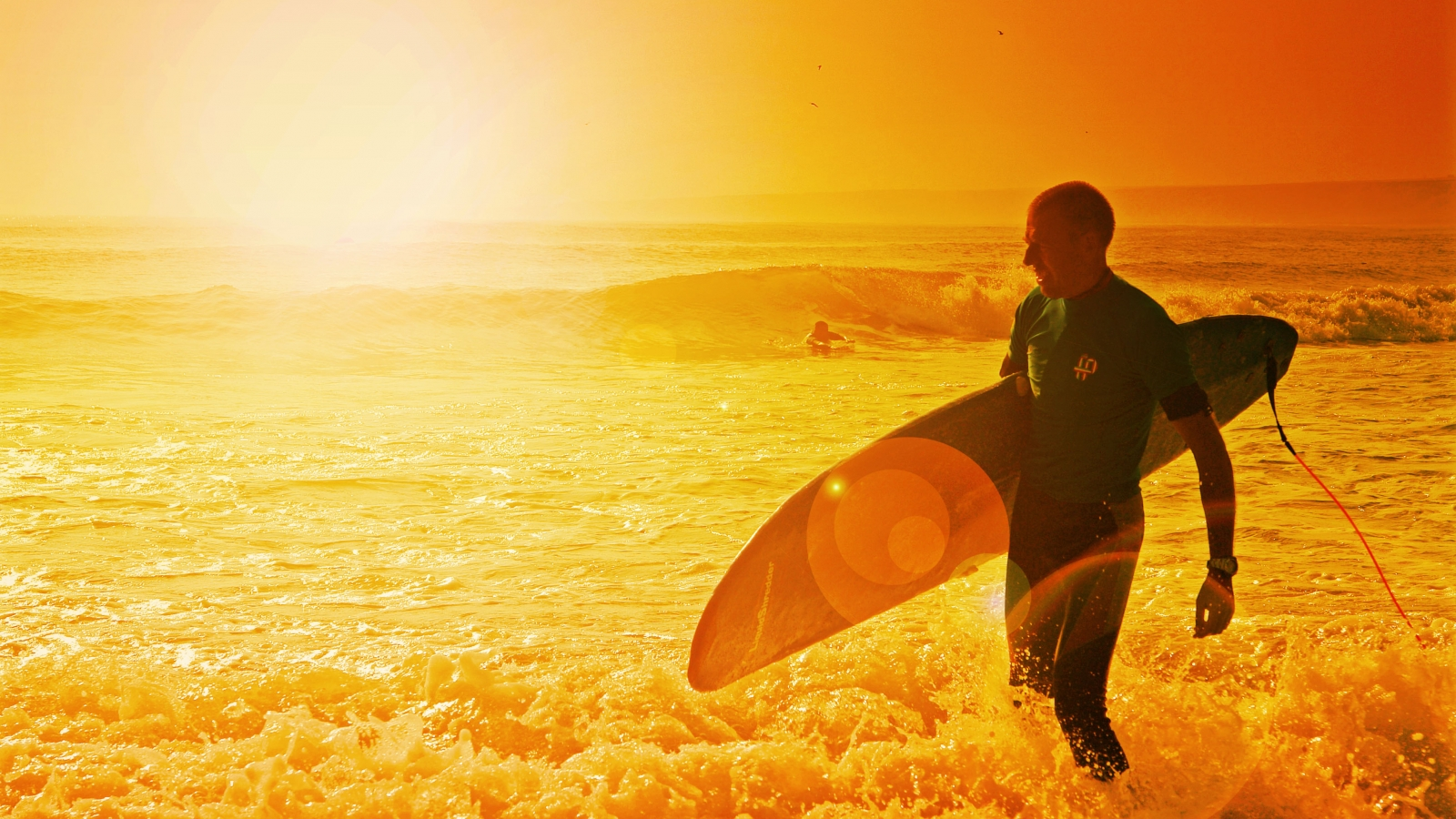 Huanchaco Surf - 1600x900